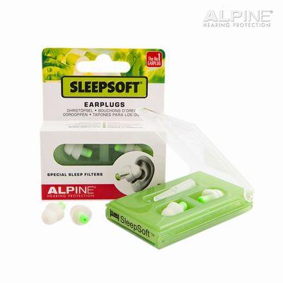 耳栓,パッケージ,sleepsoft