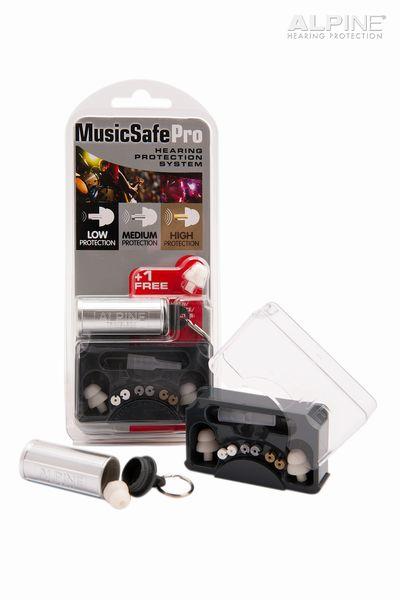 耳栓,パッケージ,musicsafe pro